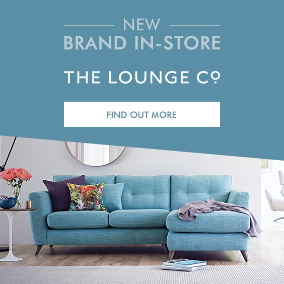 The Lounge Co | Now available at Pearsons