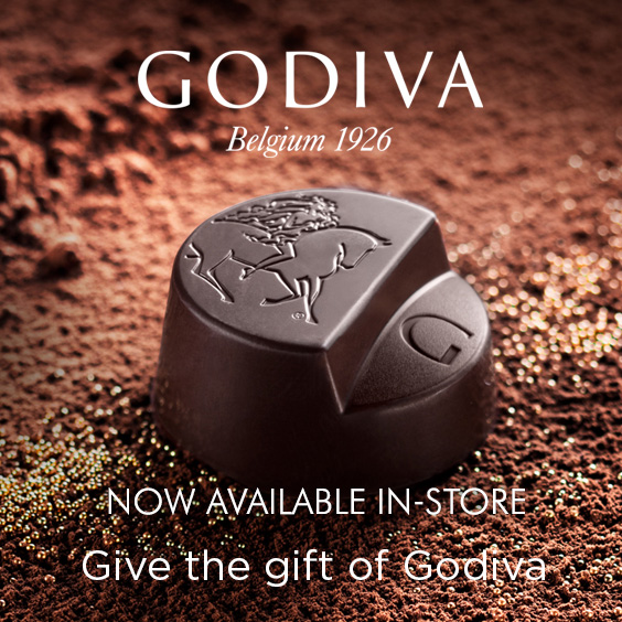 Give the gift of Godiva
